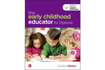 The Early Childhood Educator for Diploma + Connect Plus 720 Days Online Access