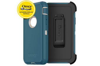 OtterBox Defender Case for iPhone X - Big Sur