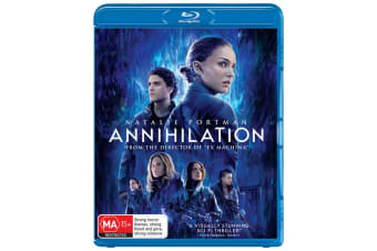 Annihilation Blu-ray Region B