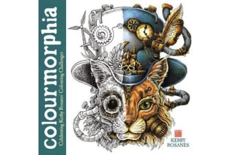Colourmorphia - Celebrating Kerby Rosanes' Colouring Challenges