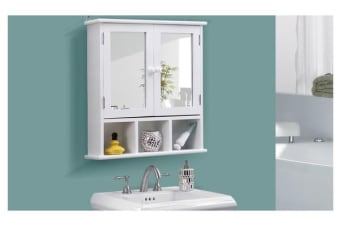 Bathroom Storage Mirror Cabinet