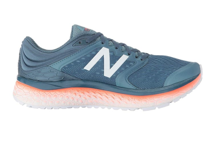 New Balance Women's 1080v8 Shoe (Blue, Size 10)