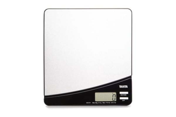 Tanita KD-811 Stainless Steel Kitchen Scale (54018)