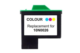 10N0026 #26 Remanufactured Inkjet Cartridge