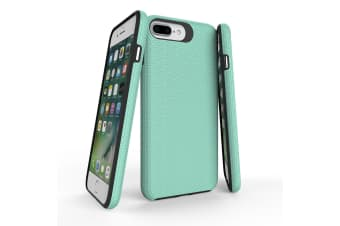 For iPhone 8  7  6 & 6S Case  Mint Armor Slim Shockproof Protective Phone Cover