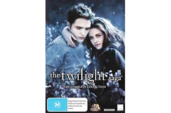 Twilight Forever: The Complete Collection