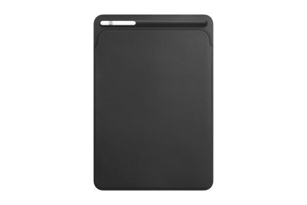 "Apple Leather Sleeve for 10.5"" iPad Pro (Black)"