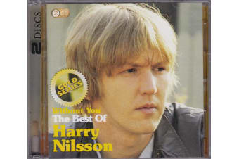 Harry Nilsson - Without You: The Best Of Harry Nilsson MUSIC CD NEW SEALED