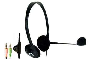 Shintaro Light Weight Headset with Microphone