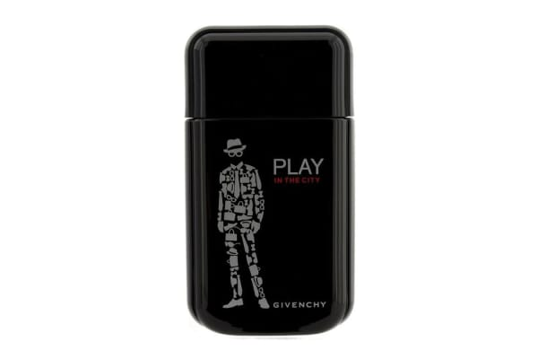 Givenchy Play In The City For Him Eau De Toilette Spray (100ml/3.3oz)