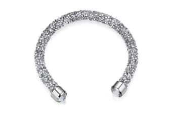 Ignite Crystals Bangle Embellished with Swarovski crystals