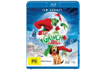 The Grinch Blu-ray Region B
