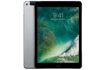 Used as Demo Apple iPad AIR 2 16GB Wifi + Cellular Space Grey (100% GENUINE + AUSTRALIAN WARRANTY)