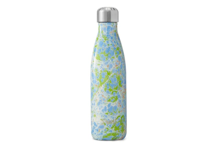 S'Well Insulated Stainless Steel Italian Marbling Collection Guazzo 500ml
