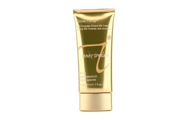 Jane Iredale Glow Time Full Coverage Mineral BB Cream SPF 25 - BB3 (50ml/1.7oz)