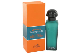 Hermes Eau D'orange Verte Eau De Toilette Spray Concentre Refillable (Unisex) 50ml/1.6oz
