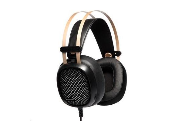 PROMATE Superior Over-Ear Wired Professional Gaming Headset. Black