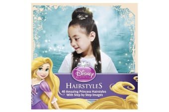 Disney Princess Hairstyles - 40 Amazing Princess Hairstyles with Step By Step Images