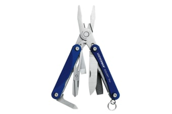Leatherman Squirt PS4 - Blue - Clam