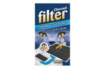 Clean �'N�' Tidy Hooded Cat Loo Filter (May Vary) (One Size)