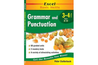 English Support Books: Grammar & Punctuation: Years 3 & 4 - Years 3-4