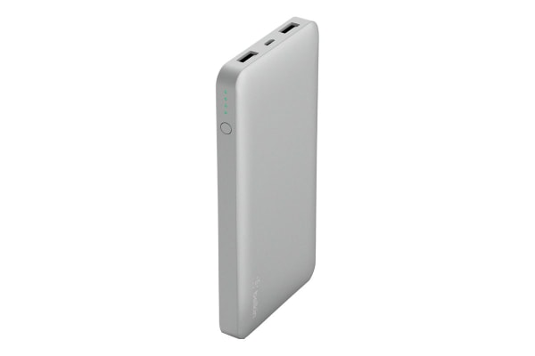 Belkin Pocket Power 10000mAh Power Bank - Silver (F7U039BTSLV)