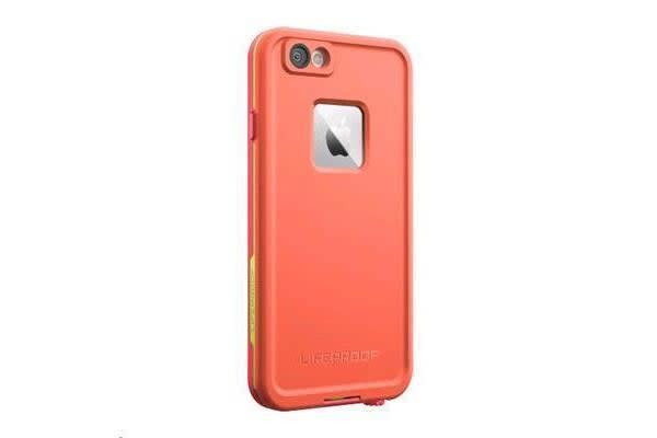 Lifeproof iPhone 6/6s Fre Case-Sunset Pink