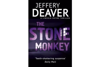 The Stone Monkey - Lincoln Rhyme Book 4