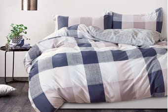 Gioia Casa Morgan Quilt Cover Set (King)