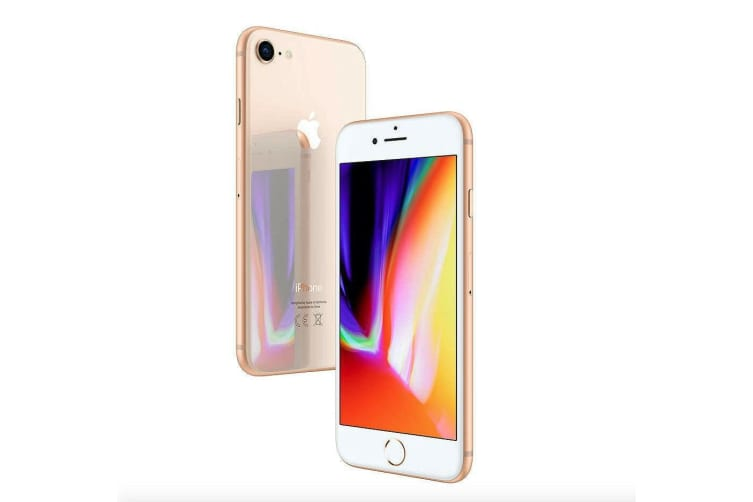 iPhone 8 - Gold 64GB - As New Condition Refurbished