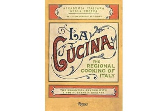 The Cucina - Regional Cooking of Italy