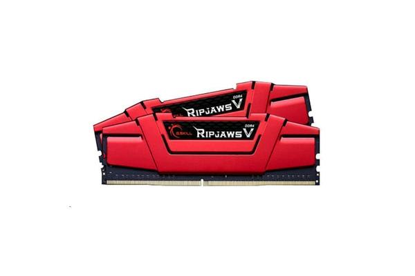 G.SKILL Ripjaws V Series 8GB (2 x 4GB) DDR4 2133Mhz CL15 1.2v Desktop Memory     Model