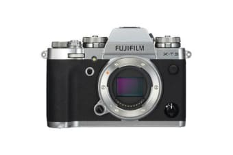 New Fujifilm X-T3 Mirrorless 26MP Digital Camera Silver (FREE DELIVERY + 1 YEAR AU WARRANTY)