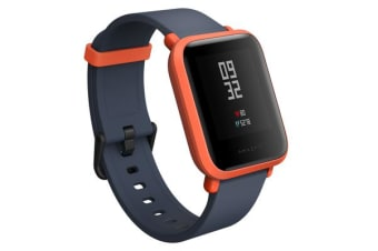 Xiaomi Mi Amazfit Bip Smart Watch Cinnabar Red