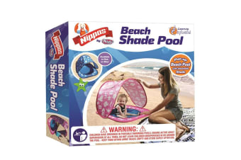 Wahu Nippas Beach Shade Pool - Blue