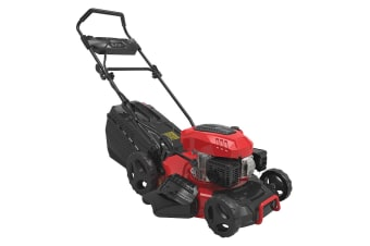 909 173cc 4 Stroke Petrol Lawn Mower with Electric Start & Mulcher