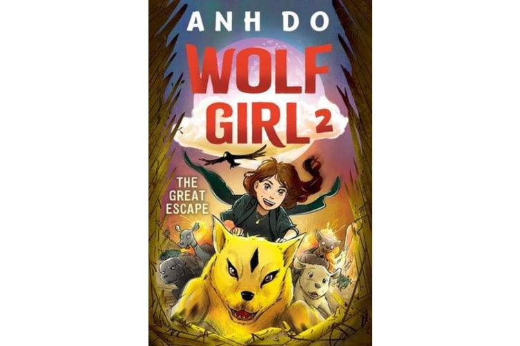 The Great Escape - Wolf Girl 2