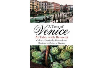 A Taste of Venice - At Table with Brunetti