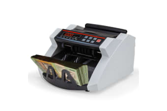 NEW MITSUKOTA Digital Note Counter AU Dollar LED Display Cash Counting Machine