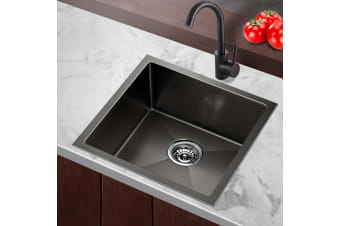 Cefito 510x450mm Nano Stainless Steel Kitchen Sink