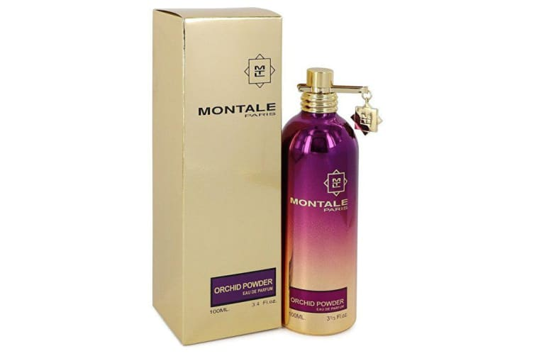 Montale Montale Orchid Powder Eau De Parfum Spray (Unisex) 100ml
