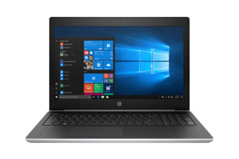 "HP ProBook 455 G5 15.6"" AMD A9-9420 8GB RAM 256GB SSD Win10 Pro Notebook (6FN23PA)"