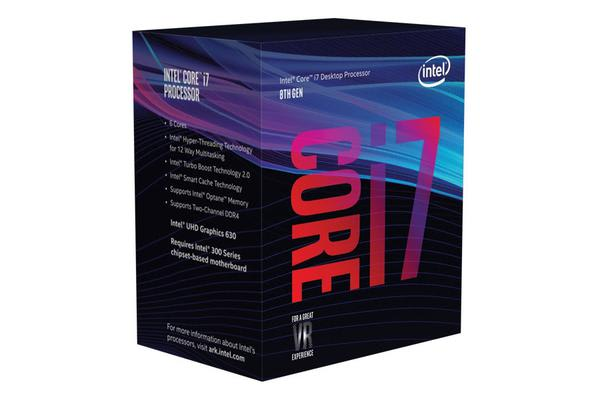 Intel Core i7-8700 3.2Ghz s1151 Coffee Lake 8th Generation Boxed 3 Years Warranty