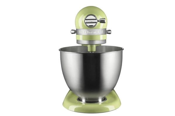 KitchenAid Artisan Mini Stand Mixer - Honey Dew (5KSM3311XAHW)
