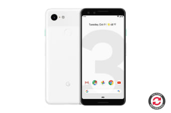 Google Pixel 3 (64GB, Clearly White) Preowned
