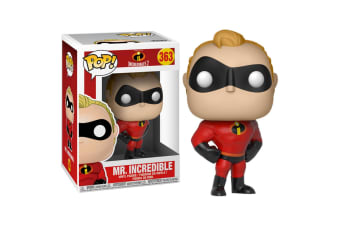 Incredibles 2 Mr Incredible Pop! Vinyl