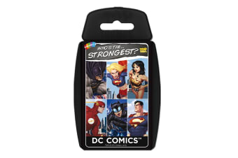Top Trumps DC Comics
