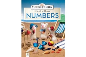 Mouse Family - Count with Us! Numbers