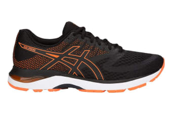 ASICS Men's Gel-Pulse 10 Running Shoe (Black/Black, Size 7)