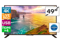 "Kogan 49"" 4K LED TV (Ultra HD)"